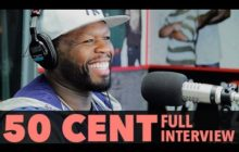 "50 Cent on TV Series ""Power"", His Sex Scene And More! (Full Interview) 
